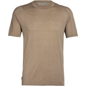 Icebreaker Nature Dye Galen SS Crewe T-Shirt Men almond